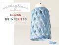 170109ペンダントライト イタリア製 陶器製 ランプシェード Modigliani モディリアーニ  INTLAMPTU18 ブルー 青
