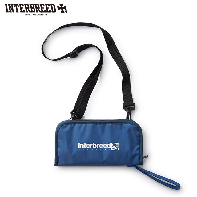 INTERBREED_IB AIR PASS CASE_パスケース ミニバッグ