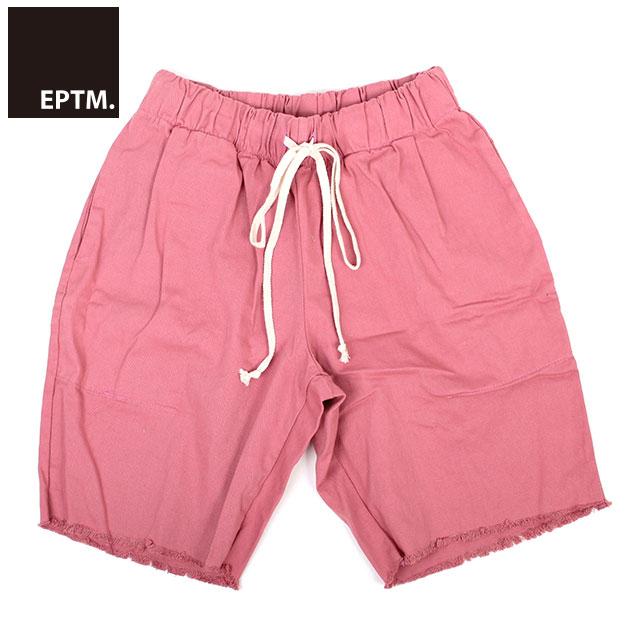 EPTM._GARMENT DYED SHORTS_エピトミ コットン ショーツ ショートパンツ