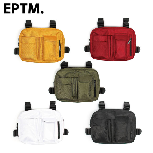 EPTM. CHEST BAG エピトミ チェスト バッグ (5色展開)
