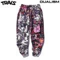 TRAVS X DUALISM X COLASA 7 POCKET NYLON PANTS トラビス デュアリズム ナイロンパンツ