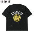 SOMEIT K.O.K SS TEE サミット 半袖 Tシャツ (2色展開)