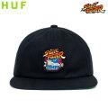 HUF X STREET FIGHTER CHUN-LI SNAPBACK HAT ハフ ストリートファイター スナップバック キャップ 帽子