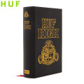 HUF HIGH BOOK STASH ハフ ブック型 小物入れ