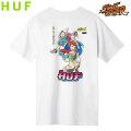HUF X STREET FIGHTER CHUN-LI & CAMMY S/S TEE ハフ ストリートファイター 半袖 Tシャツ