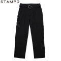 STAMPD BERLIN BRAND PANTS スラックス パンツ