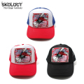 SKOLOCT SKOWEISER STUDS MESH CAP スコロクト メッシュキャップ 帽子 (3色展開)