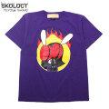 SKOLOCT GOOD LUCK SS TEE スコロクト 半袖 Tシャツ (2色展開)