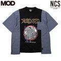 MOD WRLD X NCS REBUILT OVERSIZE PULLOVER SHIRTS 半袖 Tシャツ
