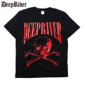 DEEPRIVER READY TO KXXX SS TEE 半袖 Tシャツ (2色展開)