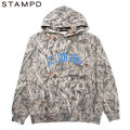 STAMPD TERRAIN CAMO PULLOVER HOODIE リアルツリー フーディー パーカー
