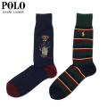 POLO RALPH LAUREN 2P SOCKS A ソックス 靴下