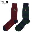 POLO RALPH LAUREN 2P SOCKS H ソックス 靴下
