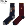 POLO RALPH LAUREN 2P SOCKS E ソックス 靴下