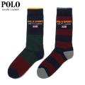 POLO RALPH LAUREN 2P SOCKS F ソックス 靴下