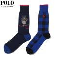POLO RALPH LAUREN 2P SOCKS C ソックス 靴下