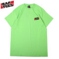 RAPTEES LOGO SS TEE LIMITED COLOR ラップティーズ 半袖 Tシャツ (4色展開)