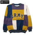 GRIMEY SINDDANG JUNCTION ALL OVER PRINT CREWNECK GRMY スウェットシャツ