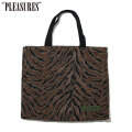 PLEASURES JUNGLE OVERSIZED DOUBLE SIDED TOTE トートバッグ