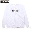 NAPAPIJRI SOX LS TEE 長袖 Tシャツ (3色展開)