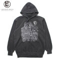 A GOOD BAD INFLUENCE WASHED EE HOODIE フーディー