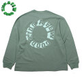 A FEW GOOD KIDS CIRCLE LOGO LS TEE AFGK 長袖 Tシャツ (3色展開)