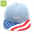 HUF DENIM 4TH OF JULY HAT ハフ スナップバック キャップ CAP