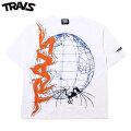 TRAVS X PLUTOMIMI WHITE SS TEE 半袖 Tシャツ