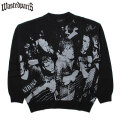 WASTED PARIS X CAHRLES PETERSOPN STAGE SWEATER ニット セーター