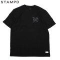 STAMPD TUMBLE SS TEE スタンプド LA 半袖 Tシャツ (2色展開)