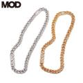 MOD WRLD RHINESTONE CHAIN NECLACE モッド ネックレス (2色展開)