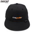 DUGOUT CLOTHES CORDUGA SNAPBACK CAP ダグアウト コーデュラ ナイロン スナップバック キャップ マスク付き