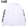 THE INCORPORATED THE LABEL LS TEE インコーポレイテッド 長袖 Tシャツ (2色展開)