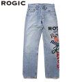 ROGIC X STUDIO33 DENIM PANTS BLUE RGS002  ロジック スタジオ33 デニム パンツ
