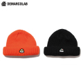 DEMARCOLAB LAB AIR SHORT BEANIE デマーコラボ ビーニー ニットキャップ (2色展開)