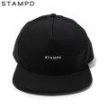 STAMPD CLASSIC LOGO SNAP BACK CAP スタンプド LA CAP スナップバック キャップ 帽子