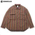 DEMARCOLAB TEK WOOL LS SHIRTS デマーコラボ 長袖シャツ (2色展開)