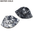 MISTER CHILD IMPACT BUCKET HAT ミスターチャイルド バケットハット 帽子 (2色展開)