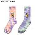 MISTER CHILD SMILE SOCKS ミスターチャイルド ソックス (2色展開)