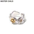 MISTER CHILD SMILE RING SILVER 925 ミスターチャイルド リング