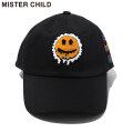 MISTER CHILD SMILE BALL CAP ミスターチャイルド キャップ 帽子