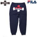 FILA HERITAGE X MAJOR FORCE SWEAT PANTS フィラ メジャーフォース スウェット パンツ (2色展開)