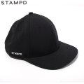 STAMPD MATTE NYLON SPORT CAP スタンプド ナイロン スナップバック キャップ 帽子