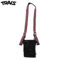 TRAVS TV BELT MULTI MINI SHOULDER BAG トラビス ショルダー バッグ
