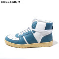 COLLEGIUM PILLAR DESTROYER HIGH L.BLUE コレギウム スニーカー シューズ 靴