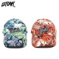 LEFLAH ALOHA LOW CAP レフラー キャップ 帽子 (2色展開)
