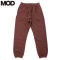 MOD WRLD HIGH GRADE SWEAT PANTS BROWN