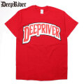 DEEPRIVER BW LOGO SS TEE ディープリバー 半袖 Tシャツ (4色展開)