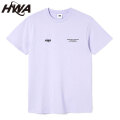 HWA INTERNATIONAL SS TEE HUMAN WITH ATTITUDE ヒューマンウィズアティチュード 半袖 Tシャツ (2色展開)