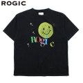 ROGIC SMILE SS TEE ロジック 半袖 Tシャツ (2色展開)